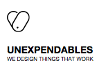 LOGO UNEXPENDABLES